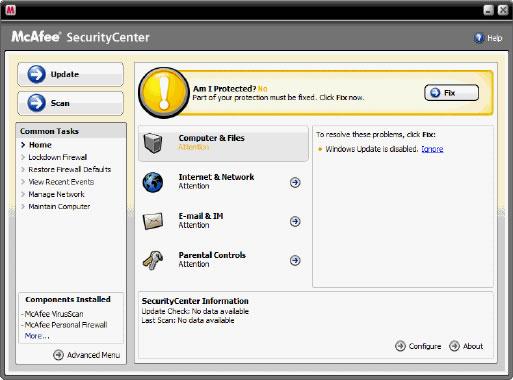 McAfee VirusScan Plus Gratis