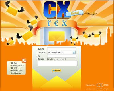 Sitio de CX-Rex