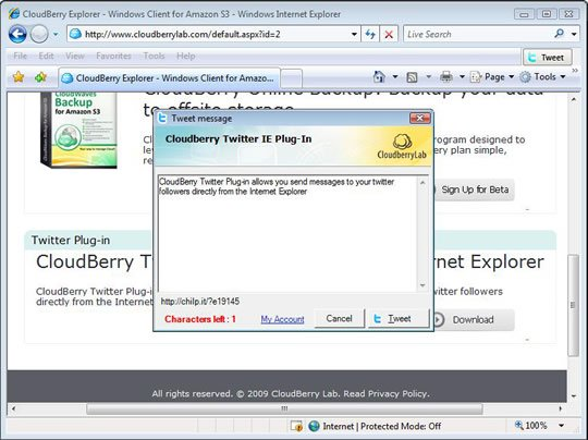 cloudberry-tweet-ie
