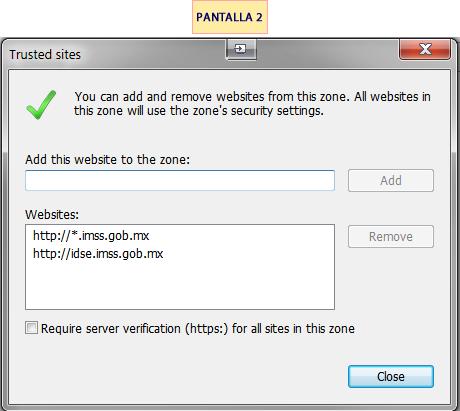 Solución al el error 354 linea 0 en el IDSE