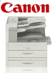 Multifuncional Canon en impresión oficio.