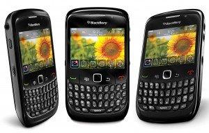 Aleta de sismo en BlackBerry