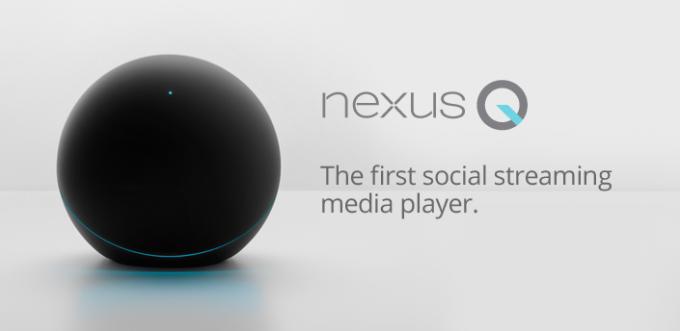 Nexus Q Streaming