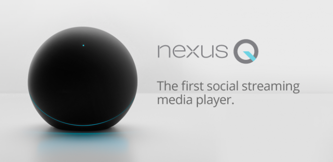 Nexus Q Streaming