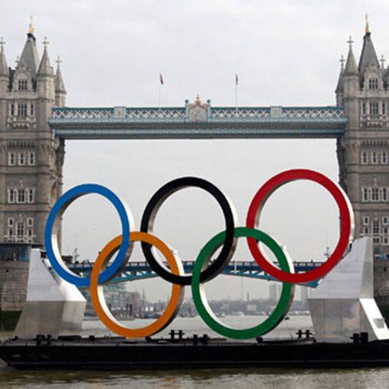 Londres es la sede de los Juegos Olímpicos 2012