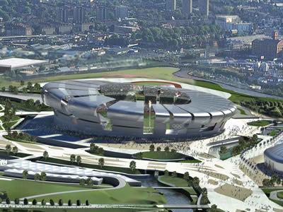 Estadio de los Juegos Olímpicos Londres 2012