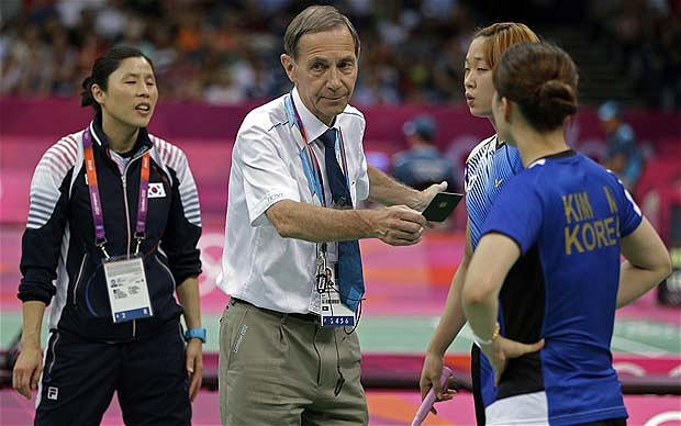 Suspenden a equipos asiáticos de badminton