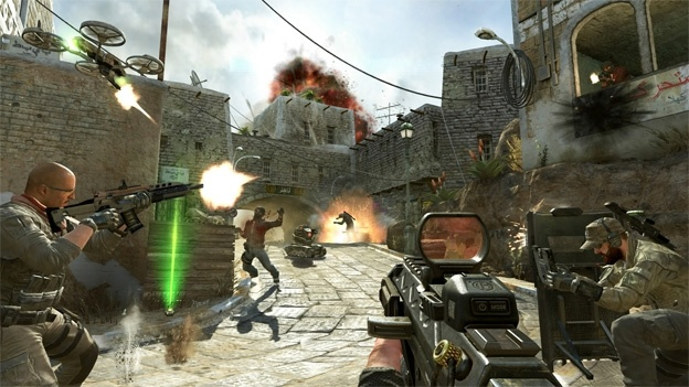 La secuela futurista de Call of Duty: Black Ops