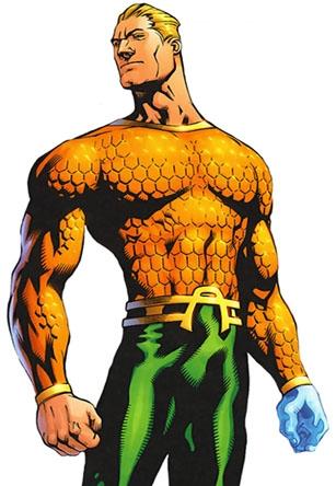 Aquaman, rey de la Atlántida