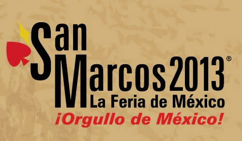 Artistas de Palenque Feria San Marcos 2013
