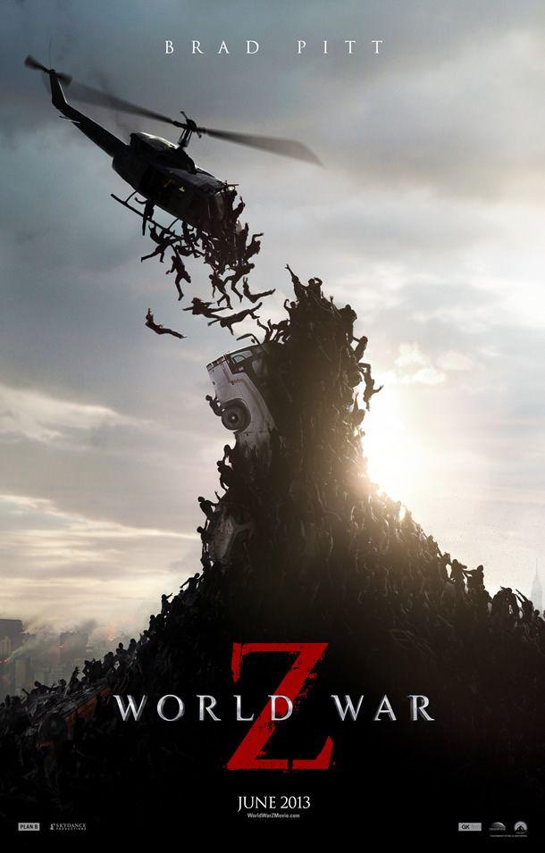Poster de World War Z
