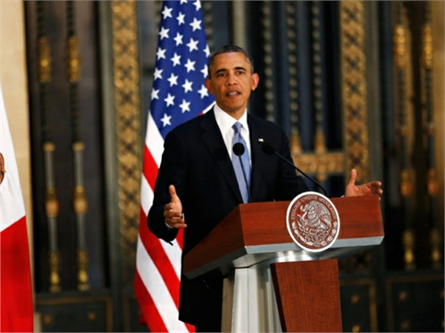 Obama Mxico 1