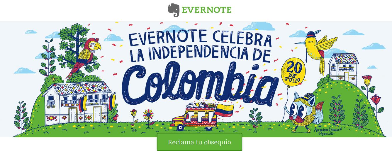 Evernote Premium para Colombia
