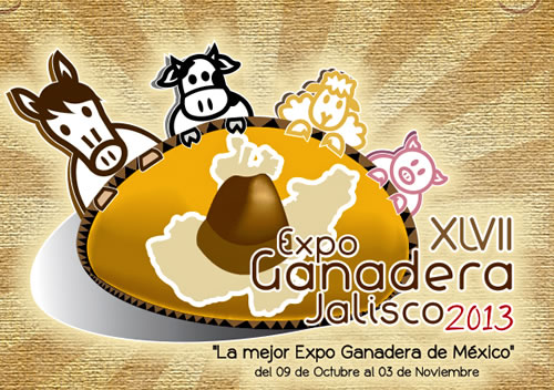 Bailes Expo Ganadera Jalisco 2013
