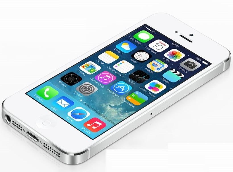 Interfaz iOS 7