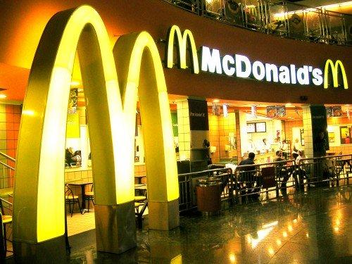 Proceso de Facturación Electrónica de McDonalds México