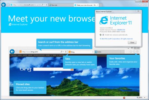 Firefox IE Opera Chrome 2
