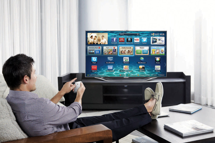 Samsung Smart TV 2014 1