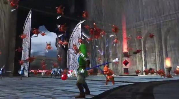 Hyrule Warriors, Legend of Zelda hack n slash 2