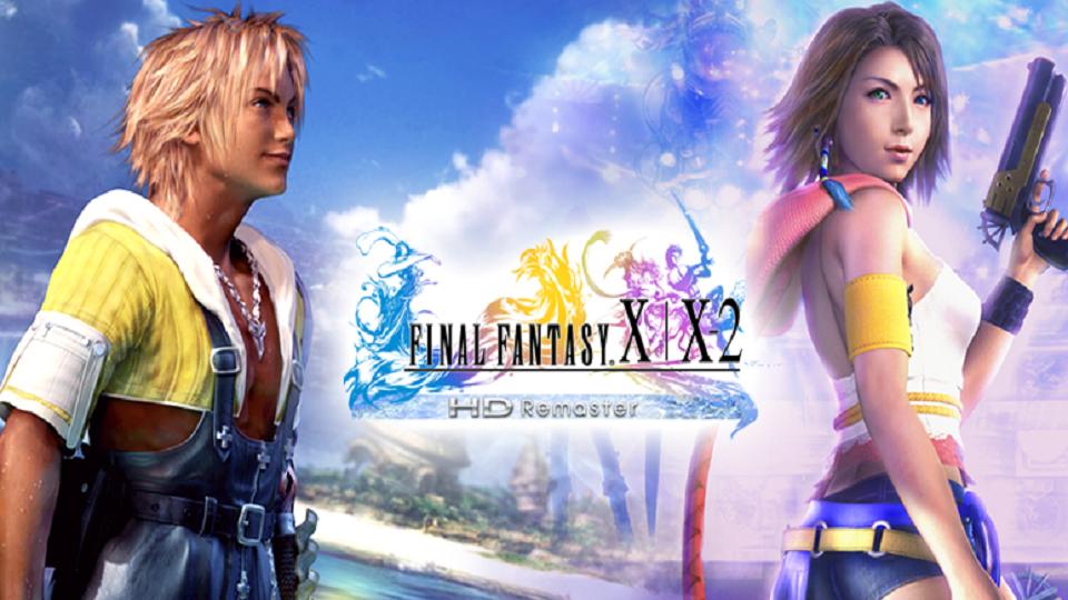 Final Fantasy X HD 1