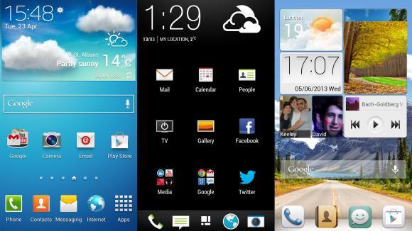 Capas de personalización en Android 2