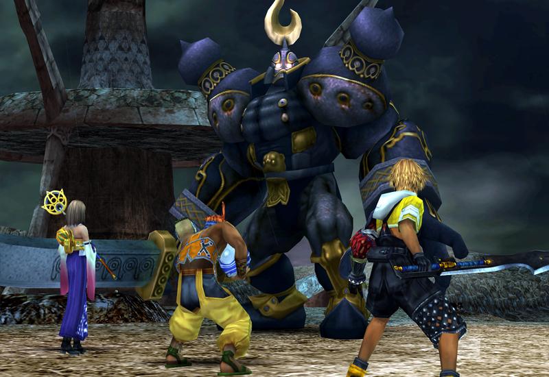 Final Fantasy X HD 2