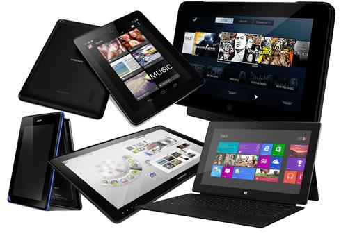 Las tablets son una realidad este 2014.