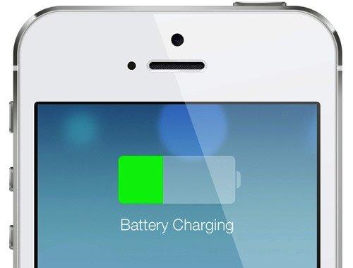 iOS 7 bateria 2