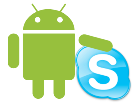 Skype para tablets Android