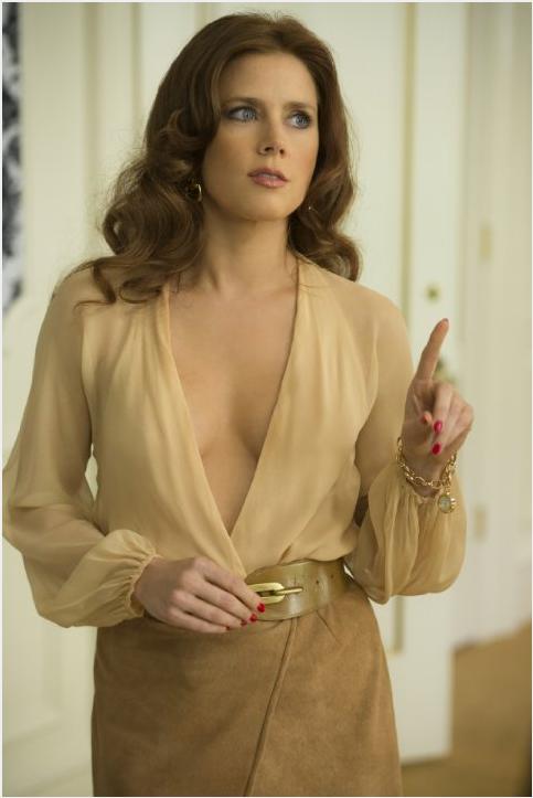 Amy Adams (Sydney Prosser),