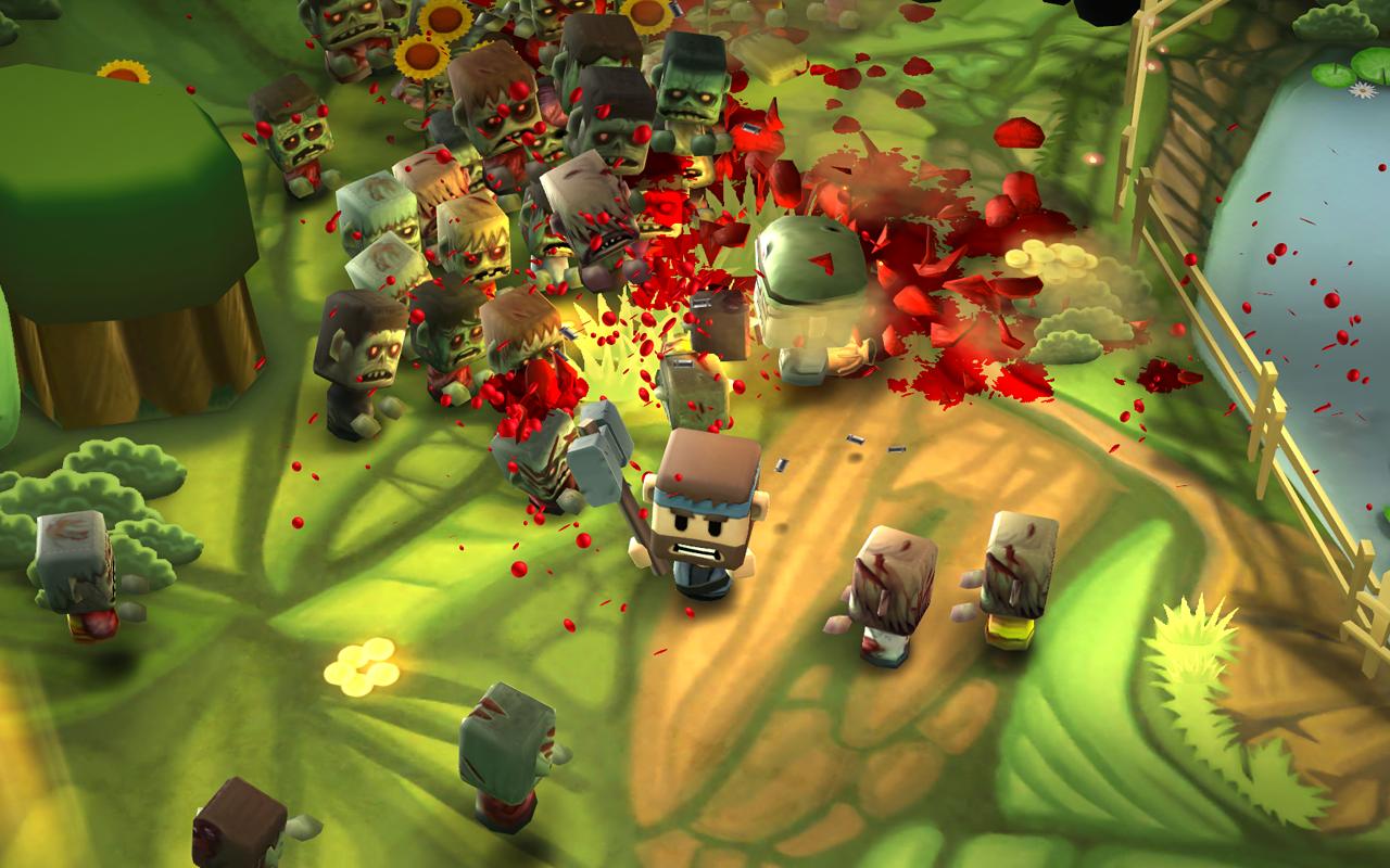 Así se ven las gráficas en MiniGore 2: Zombies