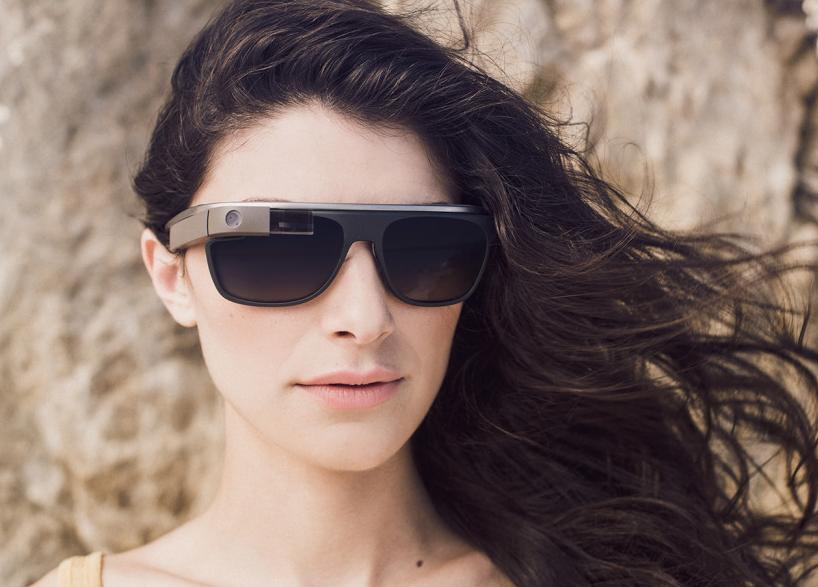 Nuevos diseños de monturas para Google Glass