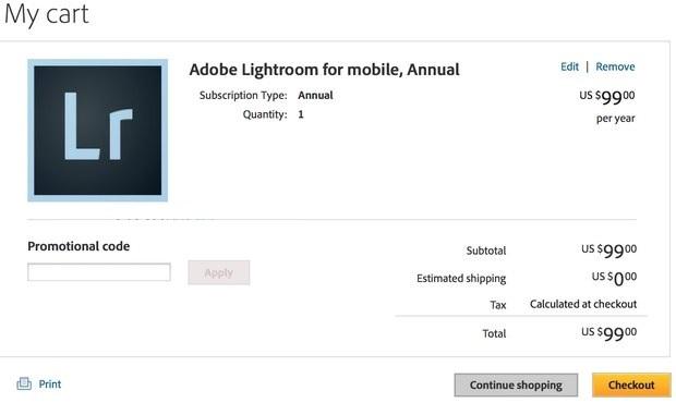 Filtración en la web de Adobe