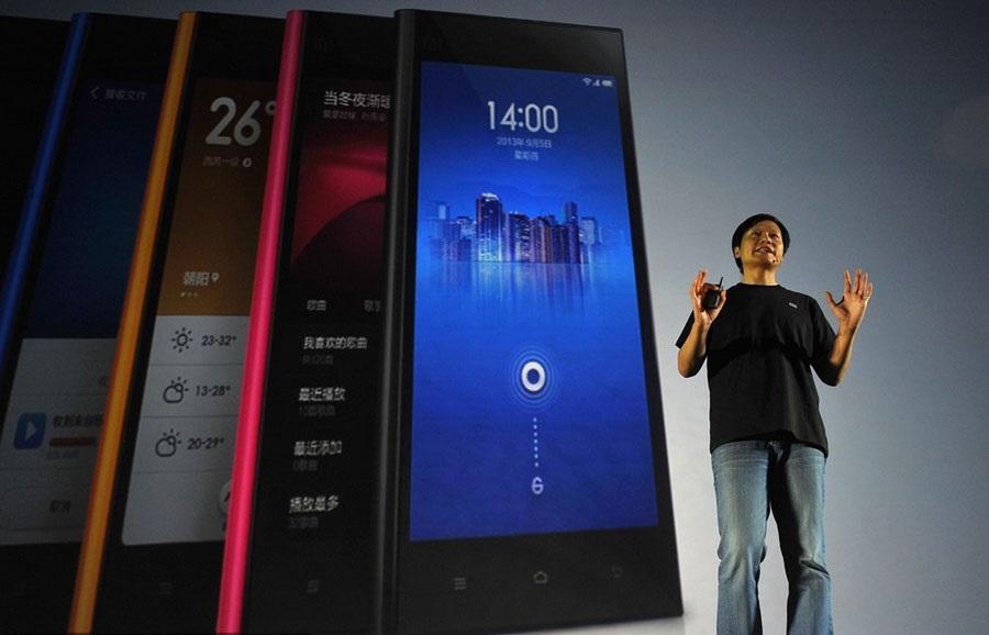 Lei Jun, CEO de Xiaomi