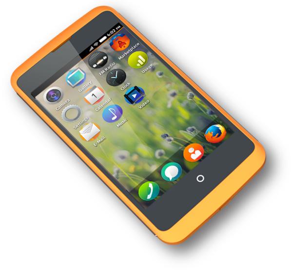 Alcatel con Firefox OS