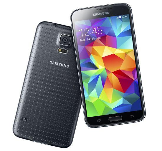 Nuevo Galaxy S5