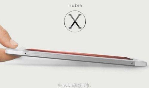 ZTE Nubia X6 2