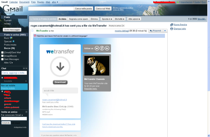 WeTransfer 2
