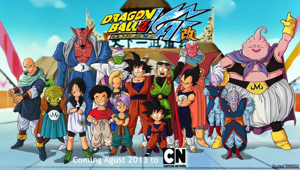 Dragon Ball Kai Buu 2