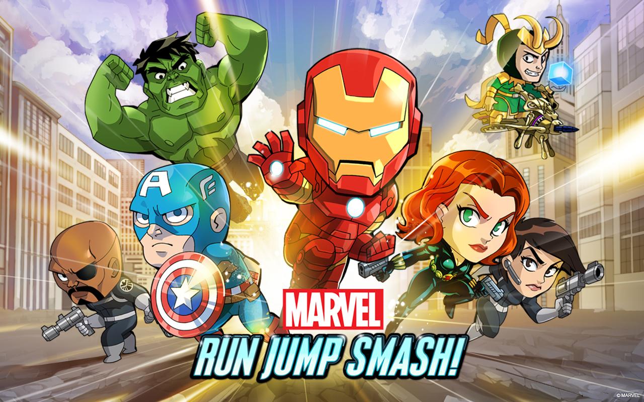 Run Jump Smash