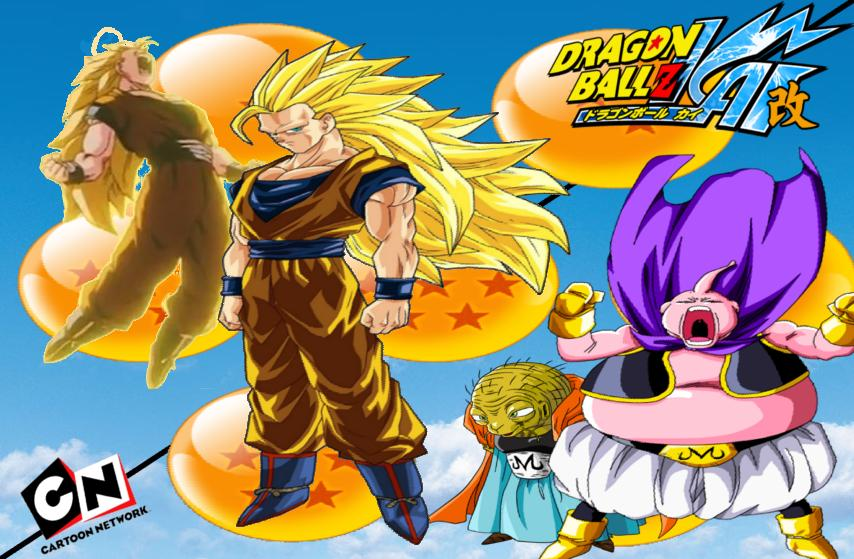 Dragon Ball Kai Buu 1