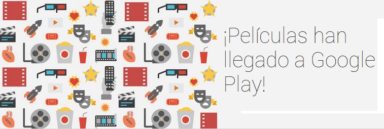Bienvenida a Google Play Movies
