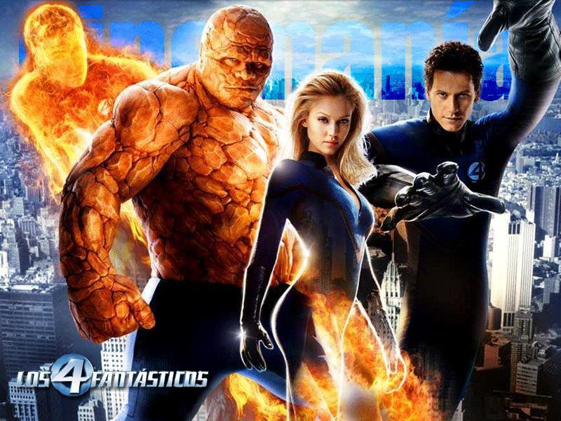 Los Cuatro Fantásticos 1
