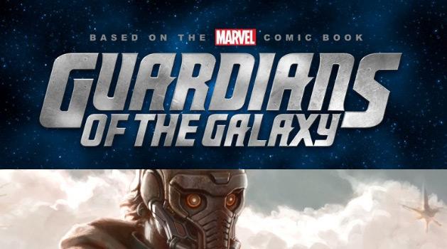 Marvel Los Guardianes de la Galaxia 1