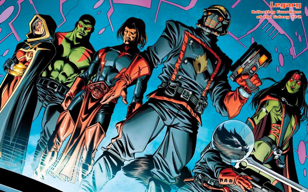 Marvel Los Guardianes de la Galaxia 2
