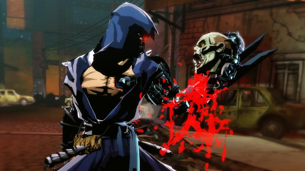 Yaiba Ninja Gaiden Z 2