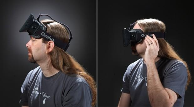 Oculus Rift es una experiencia totalmente inmersiva