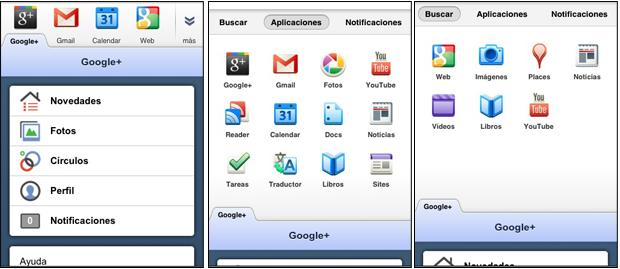 Google buscador móvil 2