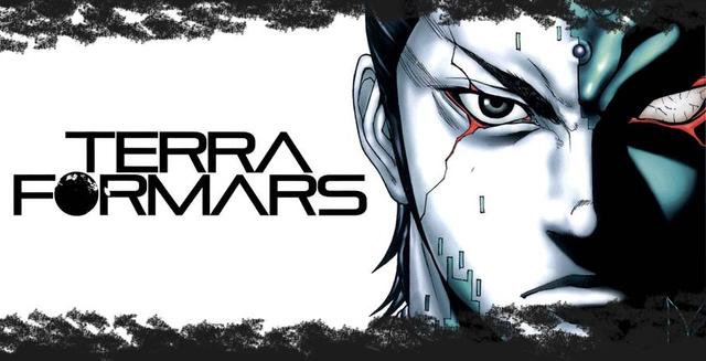 Terra Formars Marte 1