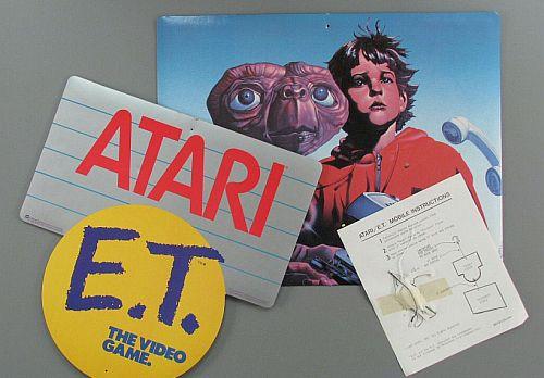 E.T. El Extraterrestre Atari 1
